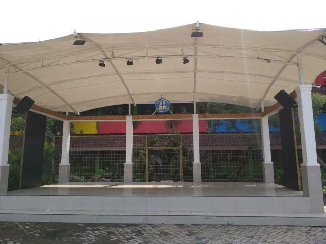 Panggung Seni SMAN 50 Jakarta